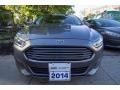 Ford Fusion SE Sterling Gray photo #2