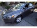 Ford Fusion SE Sterling Gray photo #3
