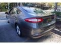 Ford Fusion SE Sterling Gray photo #4