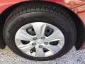 Hyundai Elantra SE Red photo #27