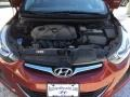 Hyundai Elantra SE Red photo #29