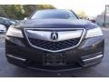 Acura MDX SH-AWD Technology Graphite Luster Metallic photo #2