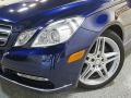 Mercedes-Benz E 350 Cabriolet Capri Blue Metallic photo #9