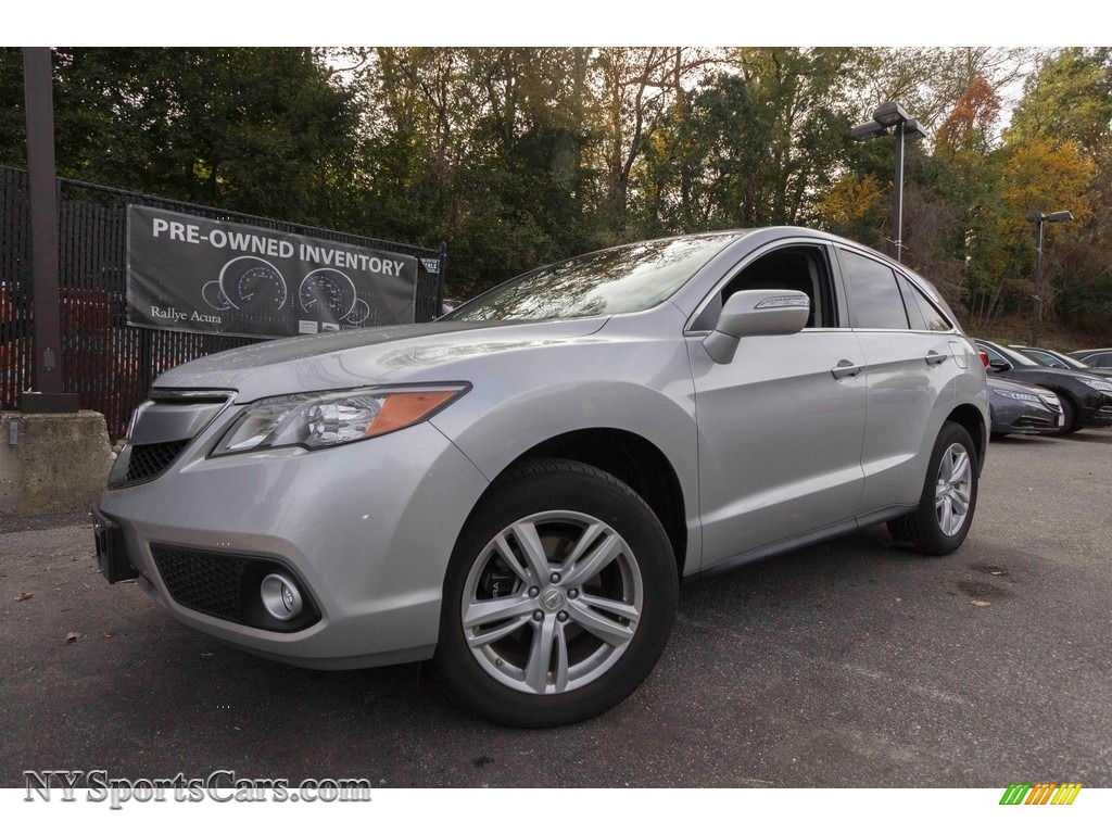 2015 RDX Technology - Silver Moon / Ebony photo #1