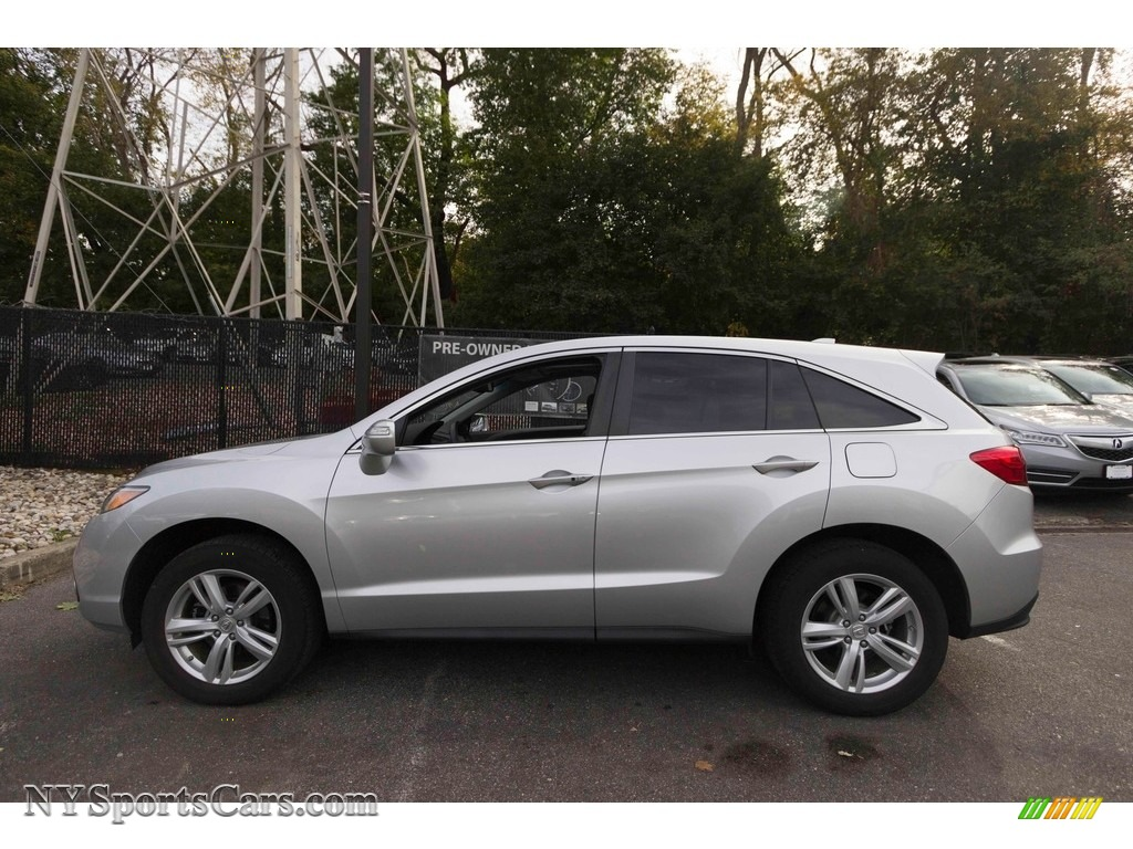 2015 RDX Technology - Silver Moon / Ebony photo #3
