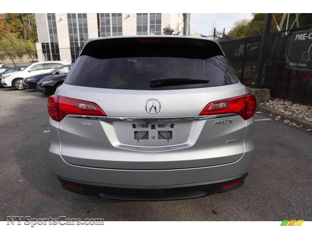 2015 RDX Technology - Silver Moon / Ebony photo #7