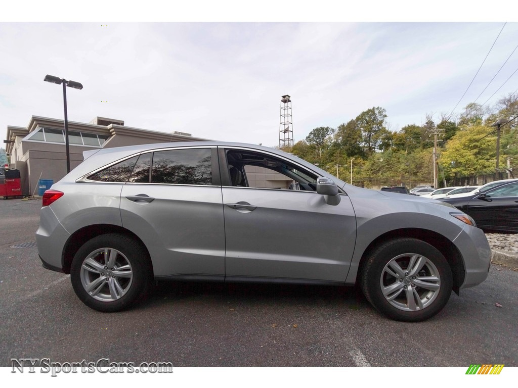 2015 RDX Technology - Silver Moon / Ebony photo #9