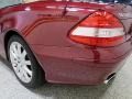 Mercedes-Benz SL 550 Roadster Storm Red Metallic photo #13