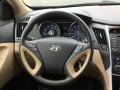 Hyundai Sonata GLS Phantom Black Metallic photo #17