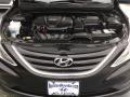 Hyundai Sonata GLS Phantom Black Metallic photo #30
