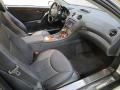 Mercedes-Benz SL 550 Roadster Pewter Metallic photo #18