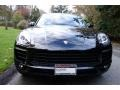 Porsche Macan  Black photo #2