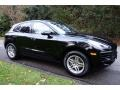 Porsche Macan  Black photo #8