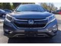 Honda CR-V Touring Modern Steel Metallic photo #2