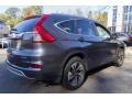 Honda CR-V Touring Modern Steel Metallic photo #7