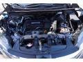 Honda CR-V Touring Modern Steel Metallic photo #10