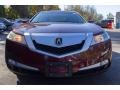 Acura TL 3.5 Basque Red Pearl photo #2