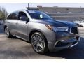 Acura MDX Technology SH-AWD Modern Steel Metallic photo #11