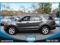 Ford Explorer XLT 4WD Magnetic Metallic photo #2