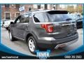 Ford Explorer XLT 4WD Magnetic Metallic photo #4