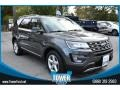 Ford Explorer XLT 4WD Magnetic Metallic photo #7