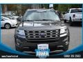 Ford Explorer XLT 4WD Magnetic Metallic photo #8