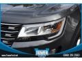 Ford Explorer XLT 4WD Magnetic Metallic photo #10