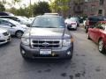Ford Escape XLT V6 4WD Sterling Gray Metallic photo #6