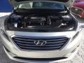 Hyundai Sonata SE Symphony Silver photo #29