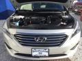 Hyundai Sonata SE Symphony Silver photo #30