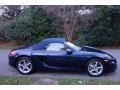 Porsche Boxster  Dark Blue Metallic photo #7