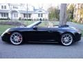 Porsche 911 Carrera 4S Cabriolet Black photo #3