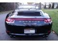 Porsche 911 Carrera 4S Cabriolet Black photo #5