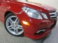Mercedes-Benz E 550 Cabriolet Mars Red photo #6