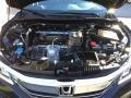 Honda Accord Sport Sedan Crystal Black Pearl photo #27