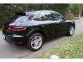 Porsche Macan Turbo Black photo #6