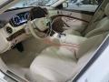 Mercedes-Benz S 550 4Matic Sedan Diamond White Metallic photo #14