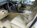 Lexus LX 570 Starfire Pearl photo #14
