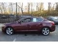 Acura ILX 2.0L Technology Crimson Garnet photo #3