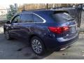 Acura MDX SH-AWD Technology Fathom Blue Pearl photo #4