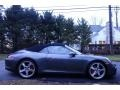 Porsche 911 Carrera S Cabriolet Agate Grey Metallic photo #7