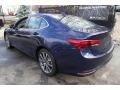 Acura TLX V6 Technology Sedan Fathom Blue Pearl photo #4