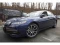 Acura TLX V6 Technology Sedan Fathom Blue Pearl photo #1