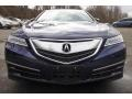 Acura TLX V6 Technology Sedan Fathom Blue Pearl photo #2