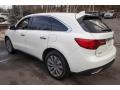 Acura MDX SH-AWD Technology White Diamond Pearl photo #4