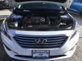 Hyundai Sonata SE Quartz White Pearl photo #29