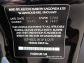 Aston Martin Rapide Luxe Marron Black photo #89