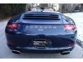 Porsche 911 Carrera Cabriolet Dark Blue Metallic photo #5