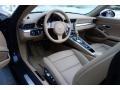 Porsche 911 Carrera Cabriolet Dark Blue Metallic photo #11
