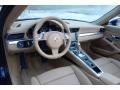 Porsche 911 Carrera Cabriolet Dark Blue Metallic photo #19